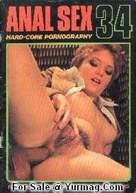 Anal magazines vintage covers sex