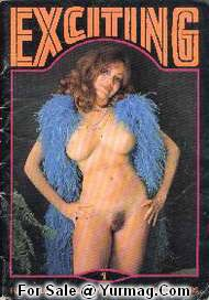 Kitten NATIVIDAD porn magazine cover