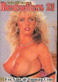 Adult Magazine Colour Climax BESTSELLERS 21 - Pornstar Angela BARON