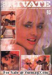 Porn Magazine PRIVATE 93 - Andrea CLARK XXX