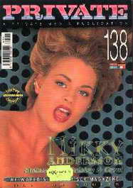 porn magazines Nikky ANDERSON