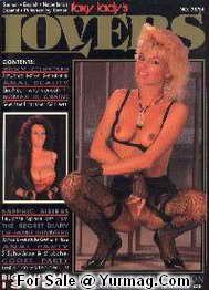 Porn Magazine Foxy Lady Lovers 9