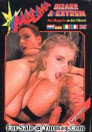 Порно журнал magma