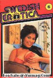 Today we present Classic Retro Porn Magazine SWEDISH EROTICA 6 featuring ...