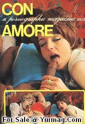 Magazine vintage danish porn