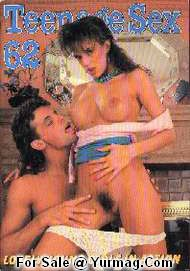 Racquel DARRIAN sex magazines