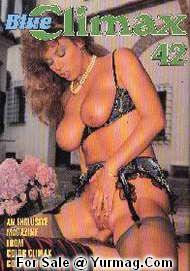 Scans vintage danish porn magazine