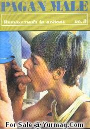 of magazines vintage boys porn