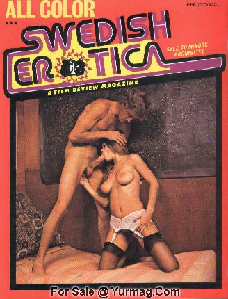 Swedish erotica magazine adult