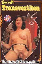 Retro tranny mags