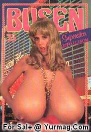 Huge tits magazines